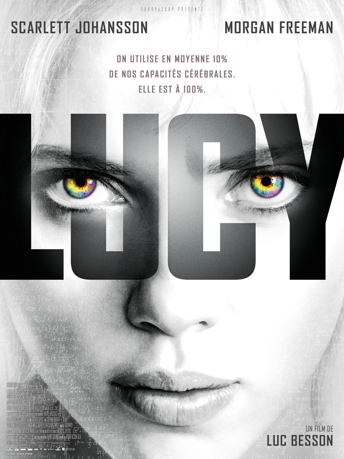 Affiche Lucy