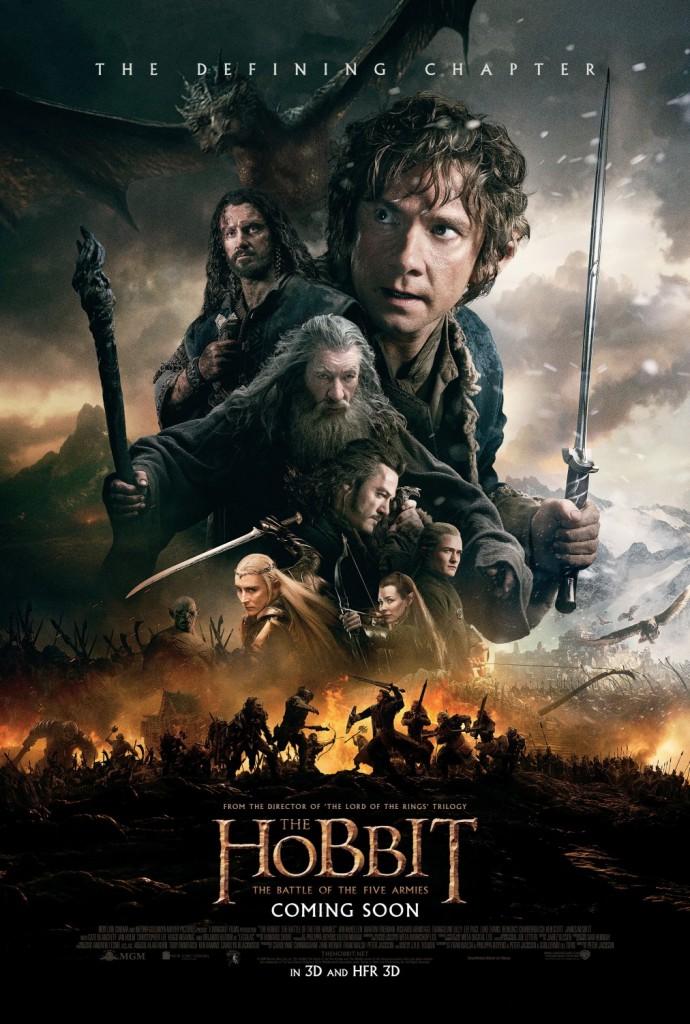 Affiche Le Hobbit