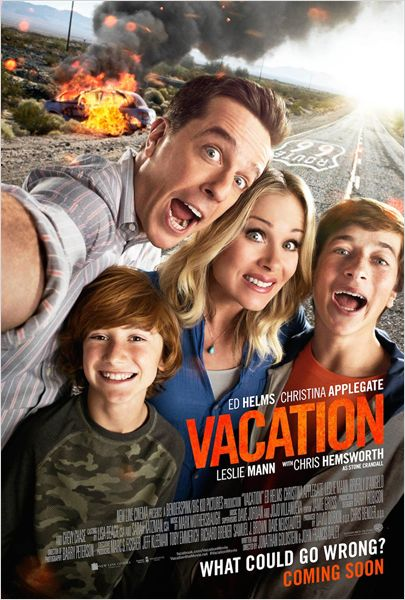Affiche Vacation
