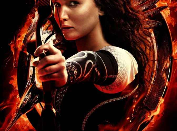 Affiche Hunger Games 2