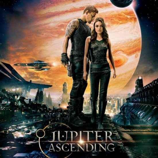 Affiche Jupiter Ascending
