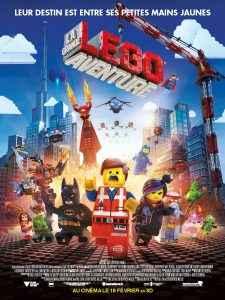 Affiche Lego La Grande Aventure