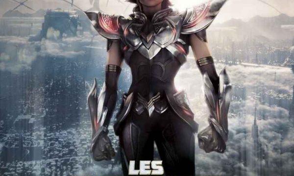 Affiche Les Chevaliers Du Zodiaque