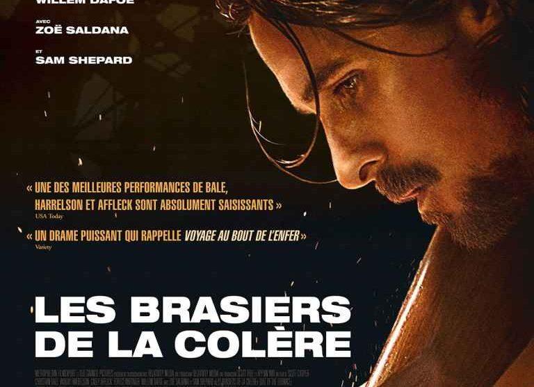 Affiche Les Brasiers De La Colère
