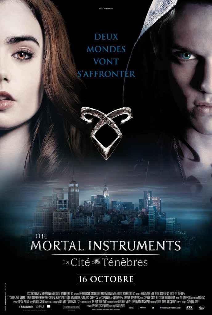 Affiche Mortal Instruments