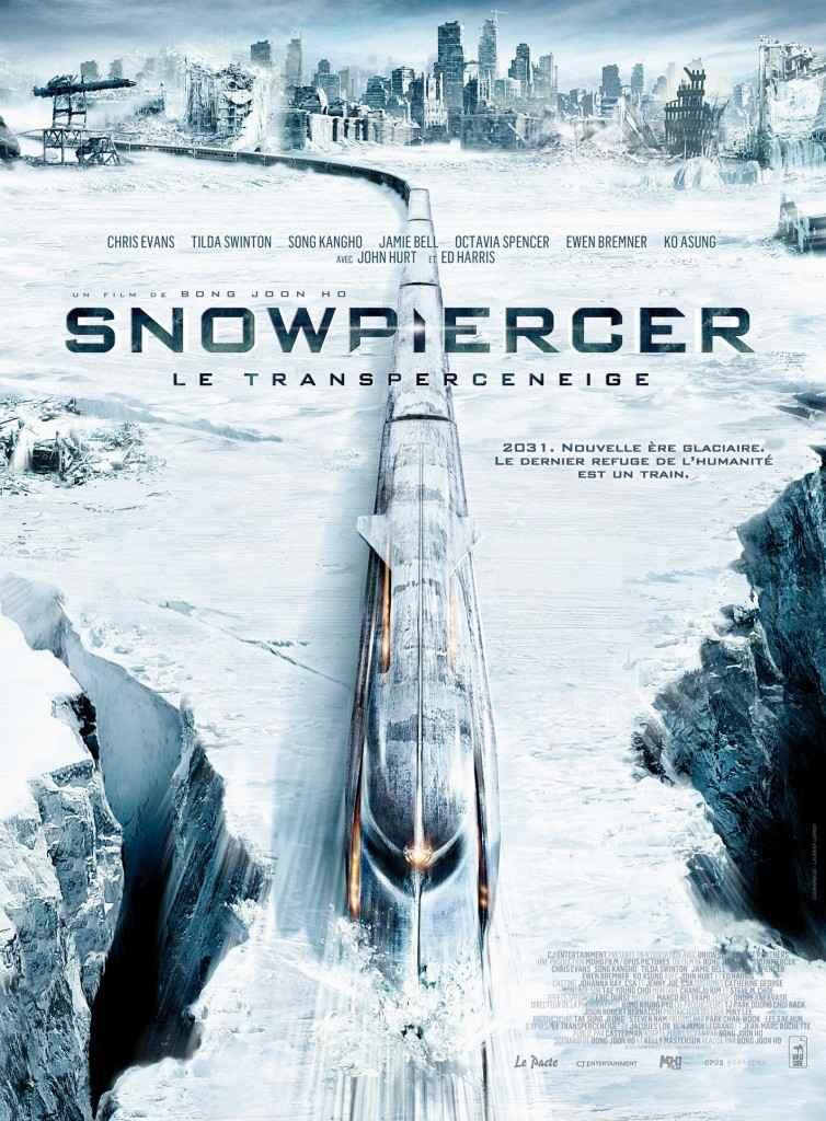 Affiche Snowpiercer