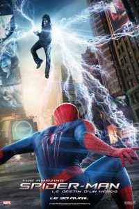 Affiche The Amazing Spiderman 2