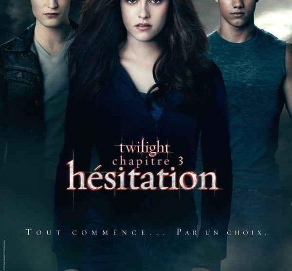 Affiche Twilight 3