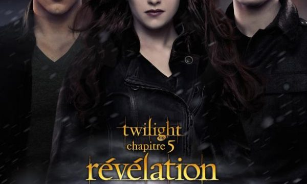 Affiche Twilight 5