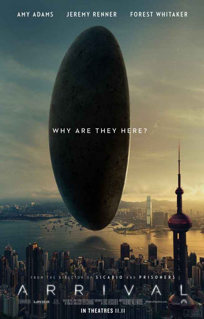 Arrival 656x1024