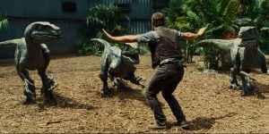 Chris Pratt Et Sa Team