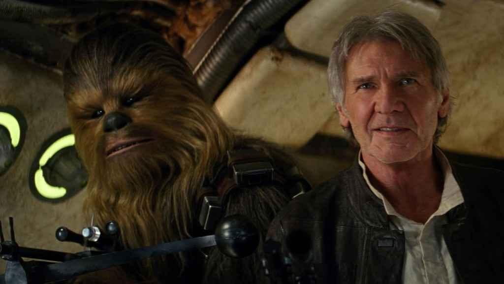 Han & Chewie