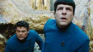 Mccoy & Spock