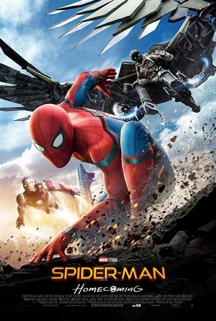 Spider Man Homecoming 691x1024