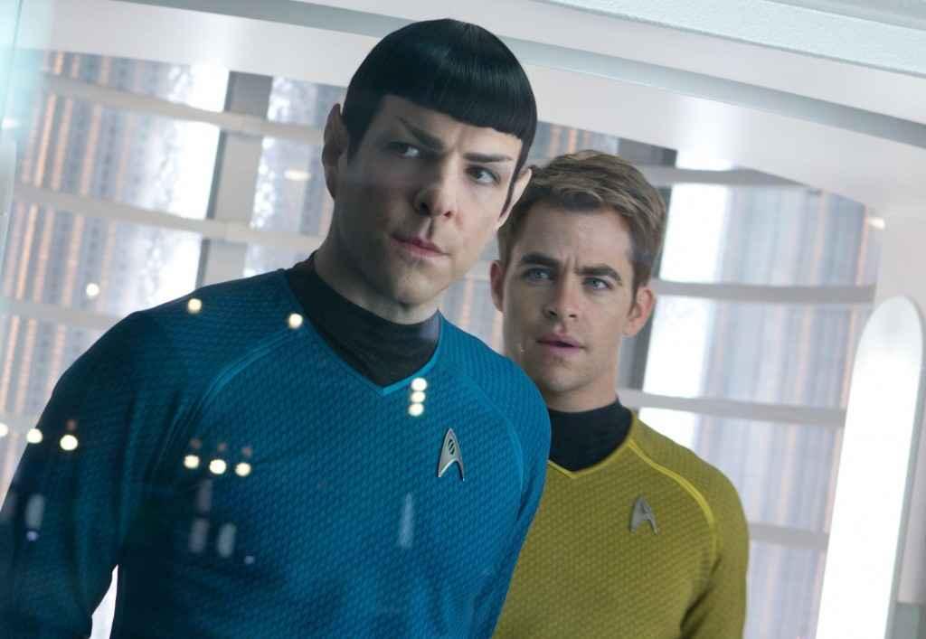 Spock + Kirk