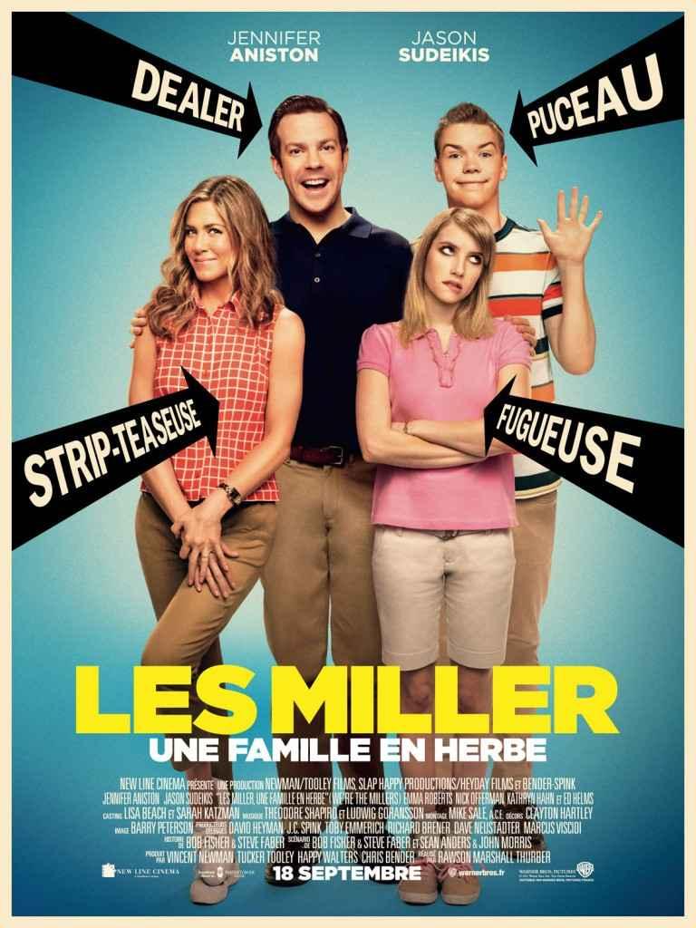 Affiche Les Miller