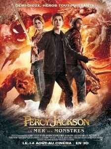 Affiche Percy Jackson 2