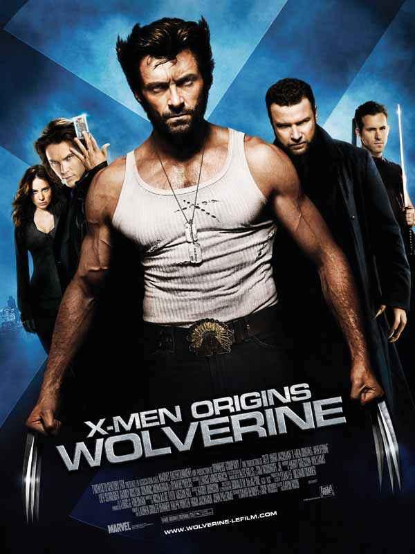 Affiche X Men Origins Wolverine