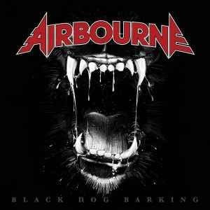 Airbourne Black Dog Barking Promo Cover Pic