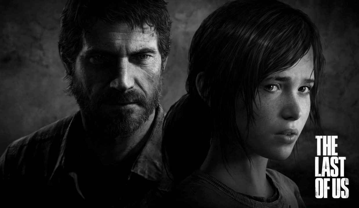 The Last Of Us Naughty Dog Affiche