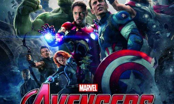 Affiche Avengers 2