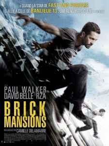 Affiche Brick Mansion