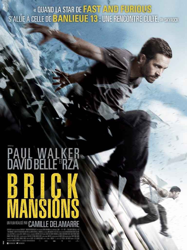 Affiche Brick Mansion