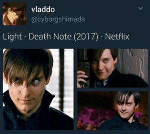 Death Note Meme