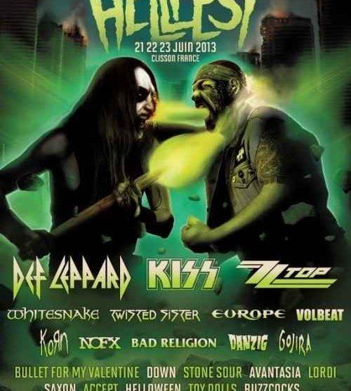 Viseul Hellfest 2013
